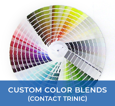 CUSTOM COLOR BLENDS (CONTACT TRINIC)